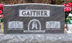 Mina Lee <i>Morris</i> Gaither