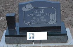 James Arthur Frieze, Jr