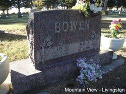Mae Josephine <i>Quigley</i> Bowen