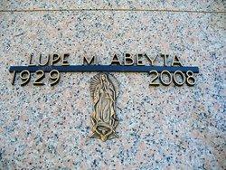 Lupe M. <i>Fernandez</i> Abeyta