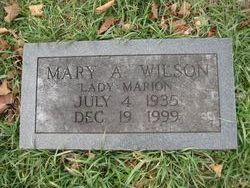 Marion Lady Marion Worth