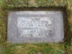 Bessie <i>Smith/Carleton</i> Burton