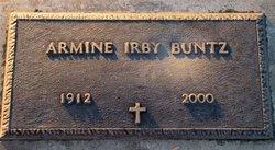 Armine B. <i>Irby</i> Buntz