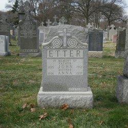 John James Etter, Sr