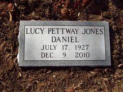 Lucy Pettway Pett <i>Jones</i> Daniel