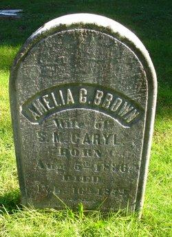 Amelia Caroline <i>Brown</i> Caryl