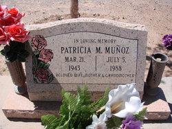Patricia M Munoz
