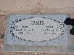 Armanda A Robles