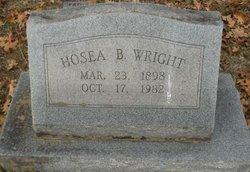 Hosea B Wright