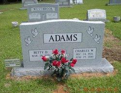 Betty D. Adams