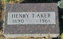 Henry T Aker