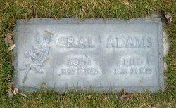 Oral Adams