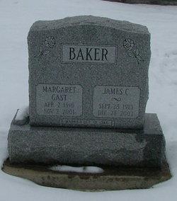 Margaret I. <i>Gast</i> Baker
