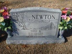 Tony W Newton
