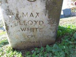 Max Lloyd White