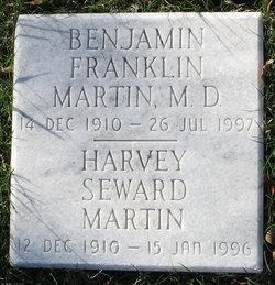 Harvey <i>Seward</i> Martin