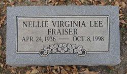 Nellie Virginia <i>Lee</i> Fraiser