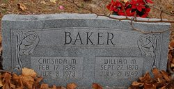 Cansada Maud <i>Birdwell</i> Baker
