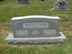 Ava Lou <i>Washam</i> Walston