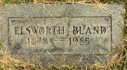 Elsworth Elzie Bland