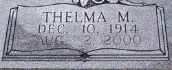 Thelma Mae <i>Flippo</i> Adams