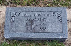 Emily <i>Compton</i> Abernathy