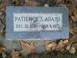Patience <i>Smith</i> Adams
