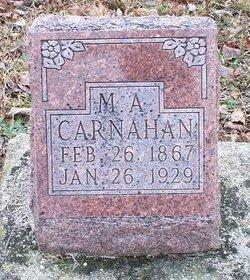 Mahalia Araminta <i>Francis</i> Carnahan
