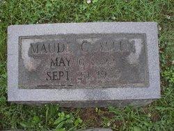Maude <i>Chaffin</i> Allen