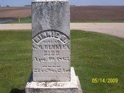 Minnie M <i>Douglass</i> Berkley