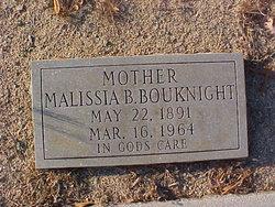 Malissia Virginia <i>Buff</i> Bouknight
