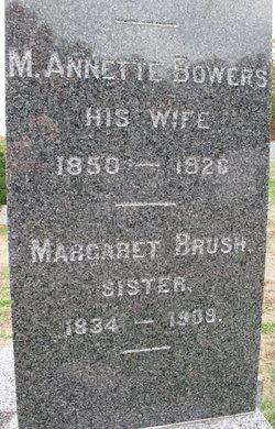 Margaret Brush