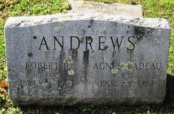 Agnes <i>Ladeau</i> Andrews
