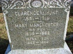 Mary <i>Manchester</i> Hunt