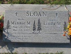 Minnie Mae <i>Tabor</i> Sloan