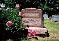 Jennie B <i>Lowder</i> Fouser