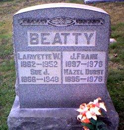 Hazel <i>Durst</i> Beatty