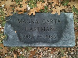 Magna Carta Hartman