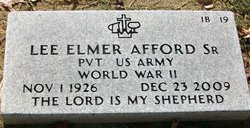 Lee Elmer Afford, Sr