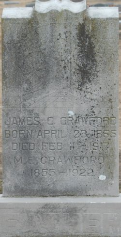 Sgt James Cox Crawford