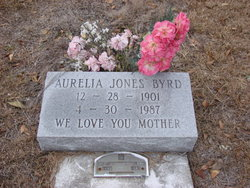Aurelia <i>Jones</i> Byrd