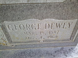 George Dewey Barnes