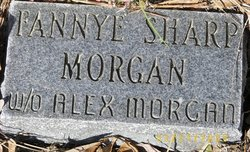 Fannye <i>Sharp</i> Morgan