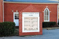 Pendergrass Baptist Church Cemetery