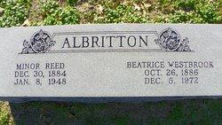Minor Reed Albritton