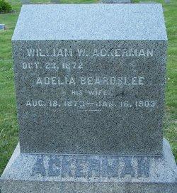 Adelia <i>Beardsley</i> Ackerman