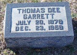 Thomas Dee Garrett