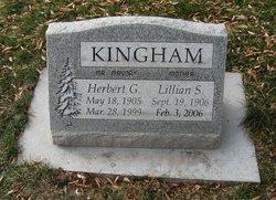 Herbert George Kingham