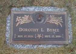 Dorothy Louise <i>Shimpfky</i> Bybee