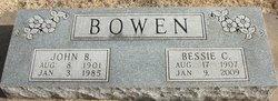 Bessie C. <i>Yount</i> Bowen